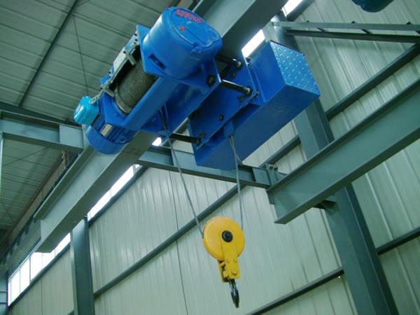CMhd型低净空电动葫芦起重  CMhd型 低净空电动葫芦 起重 起重机 第1张