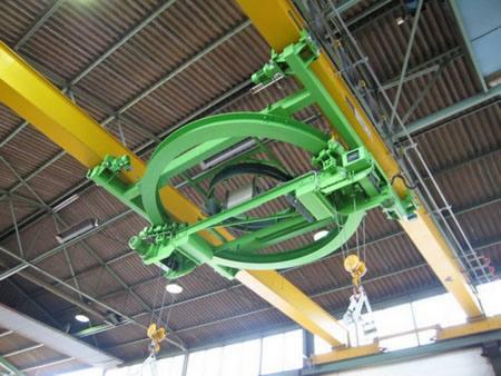环形单梁起重机设备拐弯式起重机扬州吊车