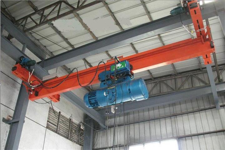 LX型电动单梁悬挂起重机东莞起重机
