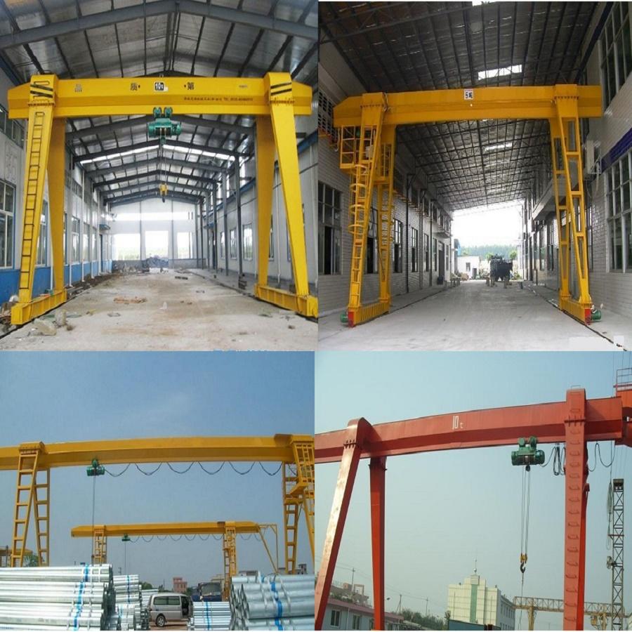 MH型3吨5吨10吨16吨花架龙门吊单梁葫芦门式起重机吊车网
