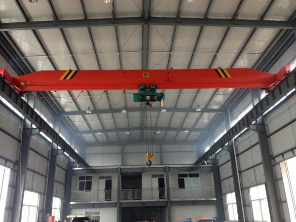 生产LDA电动单梁起重机10t5t悬挂桥式起重机3t行吊2t天车1t山东起重机