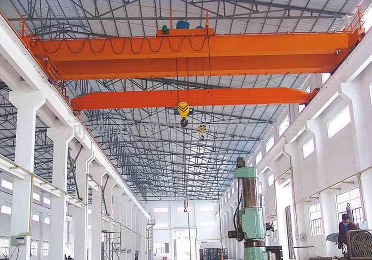 LH型电动葫芦桥式起重机设备起重