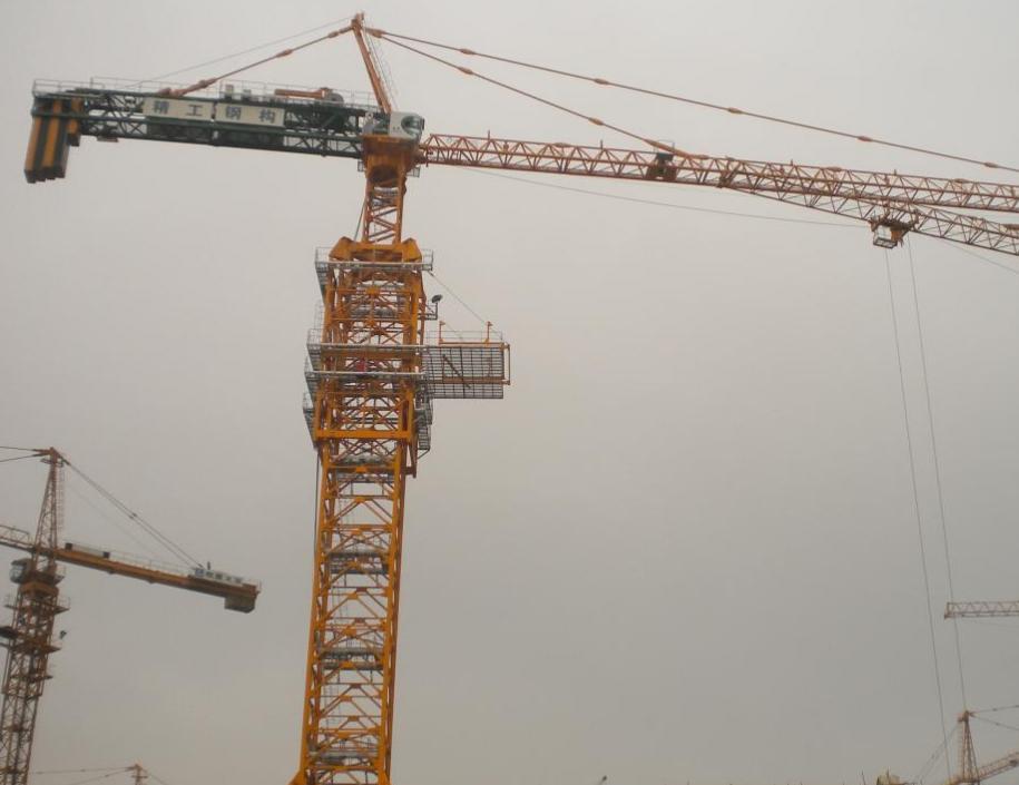 平头式塔式起重机TTC6013-8北京塔吊起重机网