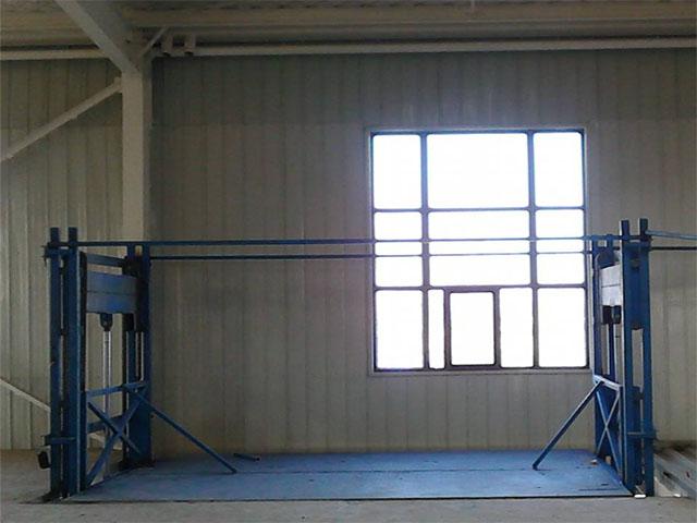 货梯升降机固定液压升降平台简易厂房货梯货运电梯家用电梯提升机西安升降机