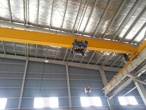 2.8t吨欧式单梁桥式起重机天津起重设备