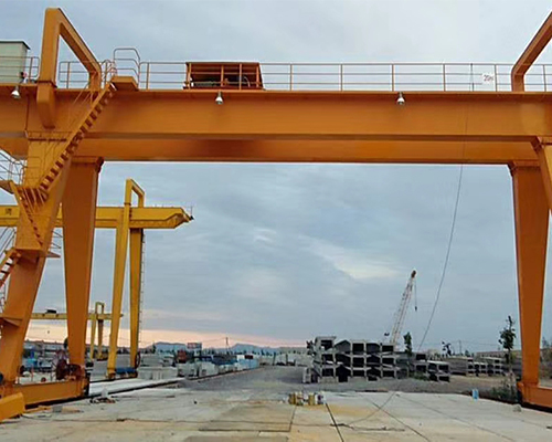 电动双主梁门式起重机10吨20吨龙门吊济南起重机