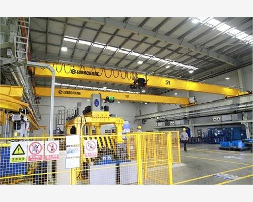 SWF/科尼进口5T钢丝绳电动葫芦科尼双梁起重机双轨欧式电动葫芦进口起重机
