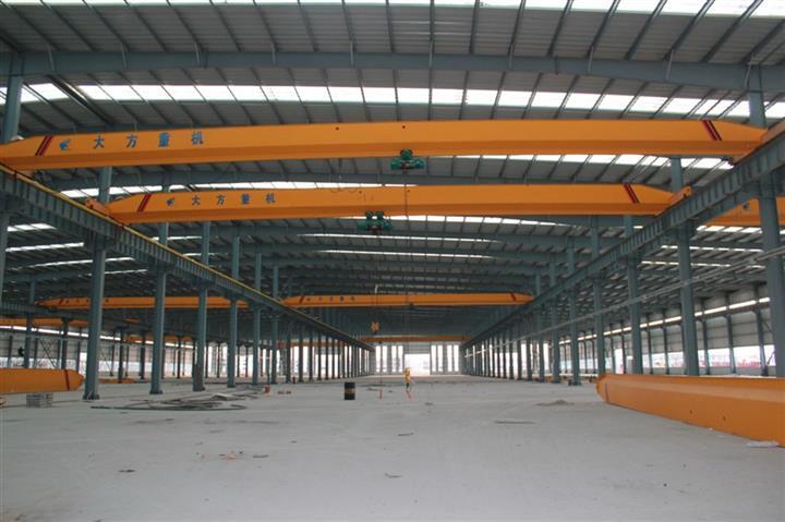 生产LD型行车行吊天车Single-beam Crane单梁桥式起重机图片