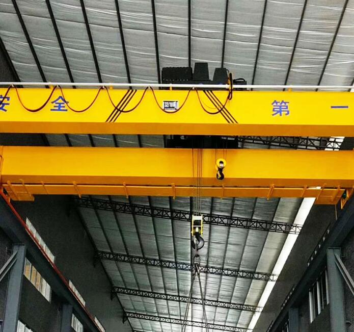 qd型双梁桥式起重机20吨/32吨/50吨QD桥式起重机QD型双梁吊钩桥式起重机