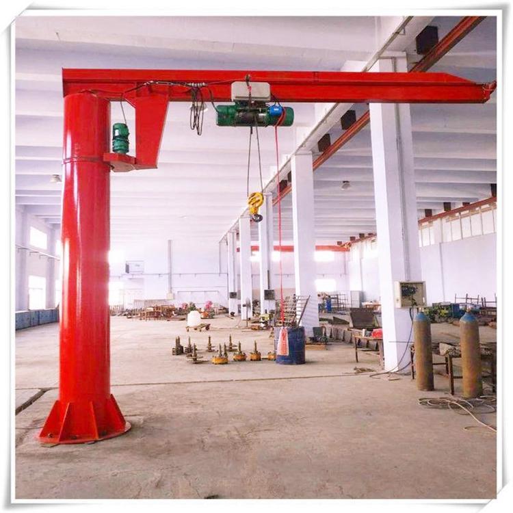 定制悬臂吊,小型旋臂起重机重型旋臂起重机,柱式悬臂起重机旋转小型悬臂吊3吨悬臂吊