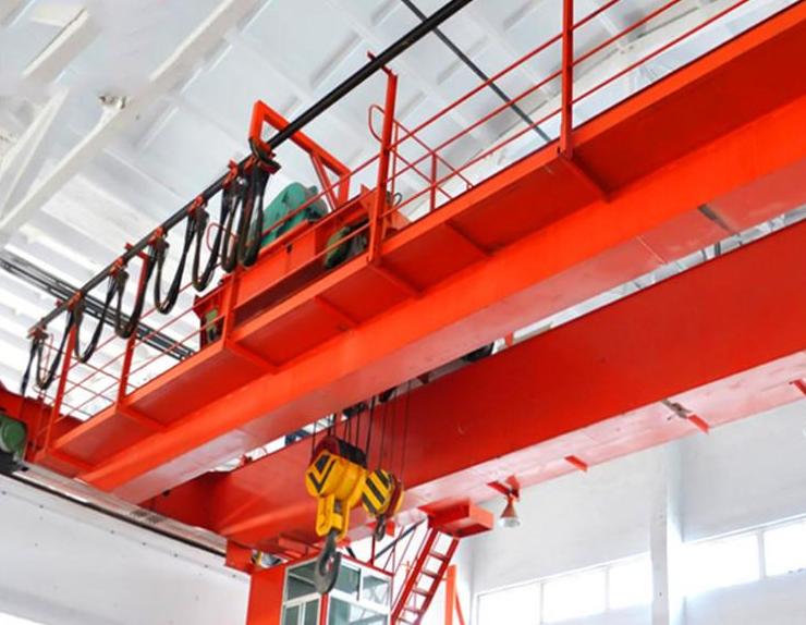 10吨天车20吨行吊单梁QE双梁桥式起重机50吨QD双梁桥式起重机起重机价格双梁行吊