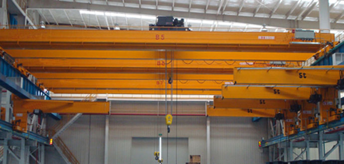 QD型32T-5T-18.5m变频双梁桥式起重机-变频行车-双梁桥式起重机变频起重机  QD型32T-5T-18.5m变频双梁桥式起重机 变频行车 双梁桥式起重机 变频起重机 第1张