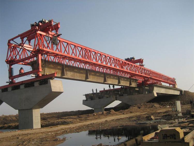 佛山起重机厂家供应QD160t双梁桥机_桥式双梁起重机报价工程起重机JQJ150t40m架桥机