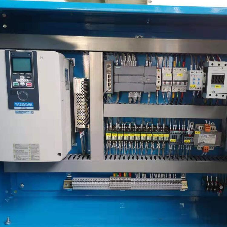 万川达45KW变频器矢量变频器起重机专用变频器控制柜行车专用变频器常州变频器维修
