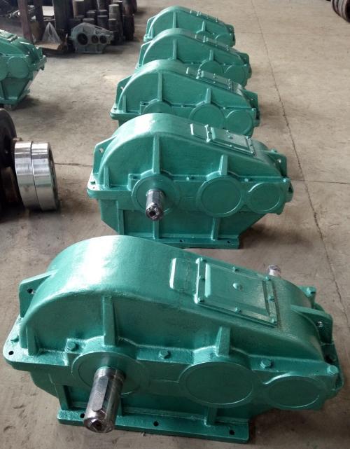 JZQ/ZSC/200/250/350/400/500/650/750/850/1000重型齿轮箱减速机中国起重机械网