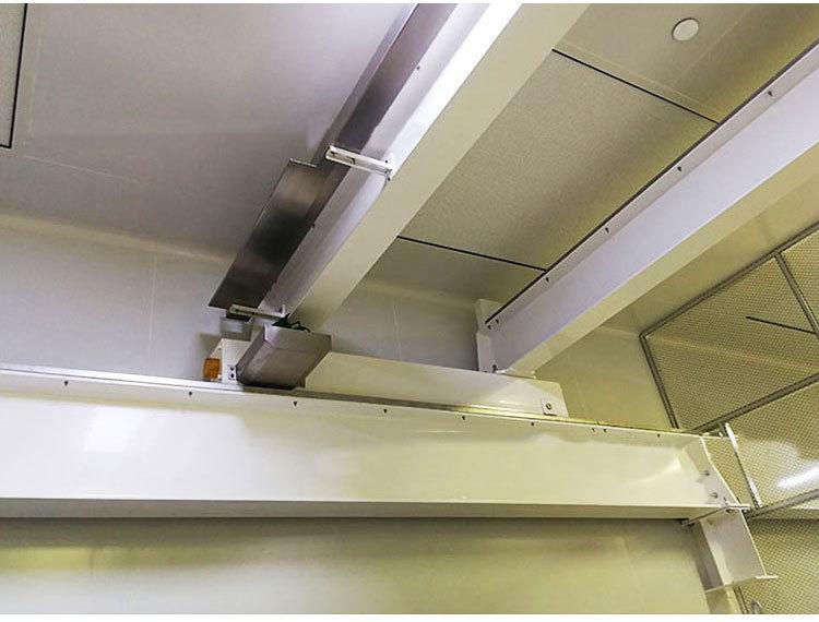 洁净起重机,无尘起重机,洁净室行车,洁净式航吊成都起重机行吊食品行业行吊