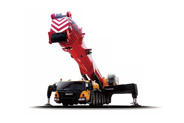 SAC6000全地面起重机全路面起重机参数