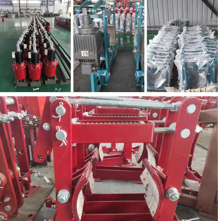 焦作电力液压制动器YWZ150/200/300起重机卷扬机塔吊行车刹车抱闸起重机厂家