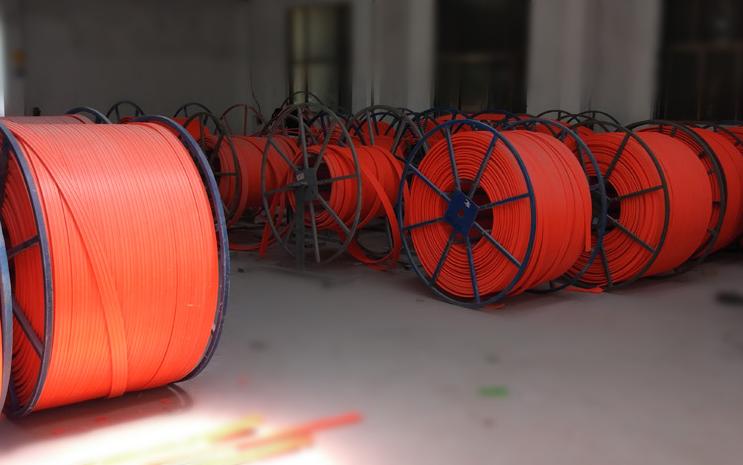 无接缝安全滑触线集电器3/4极6-35平方无接头行车行吊起重机滑线中国起重机械网