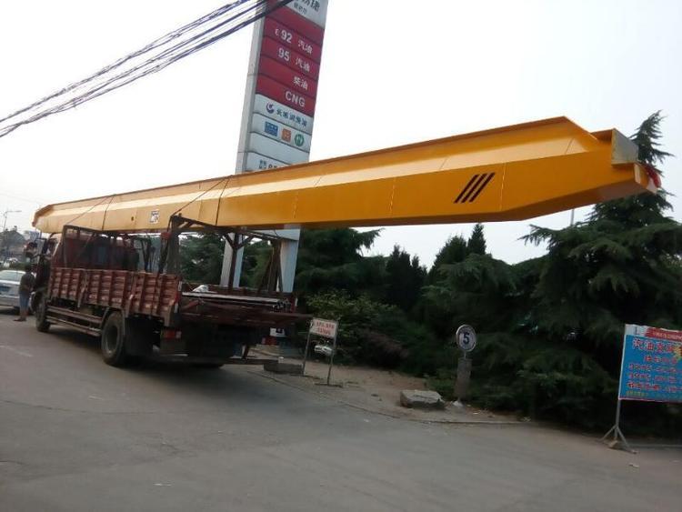 5吨电动单梁航吊葫芦天车电动单梁吊车10T单梁桥式起重机LD型单梁桥式起重机