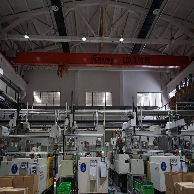 LDX型电动单梁起重机/电动单梁桥式起重机/行吊 /航吊航车LD型单梁起重机中国起重机网