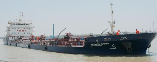 南京长江油运有限公司-紫金山船厂