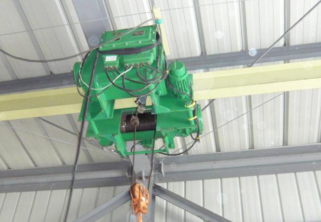 LD型电动单梁起重机HC型钢丝绳电动葫芦HB型防爆电动葫芦起重设备
