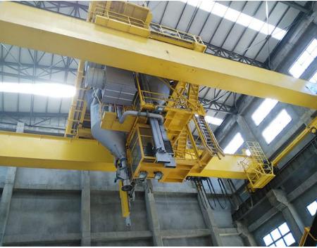碳素多功能起重机电站用环形起重机电动平车悬臂吊起重机佛山起重机厂家