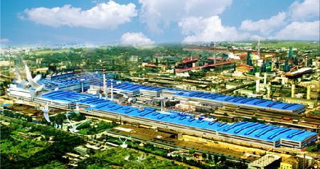 安钢集团-安阳钢铁集团有限责任公司
