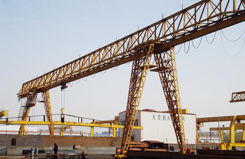 MHL型门式起重机BMH型门式起重机港口起重机MH型电动葫芦门式起重机(桁架式)