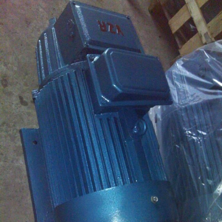 JZR2-22-66.3KW/380V治金起重专用电动机厂家直销YZRW250M2-837KW上海起重电机