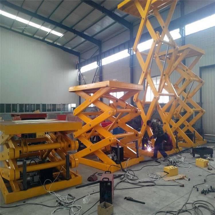 导轨式升降机价格 苏州升降机 剪叉式升降机 无锡升降机 液压升降平台供应商无锡升降平台