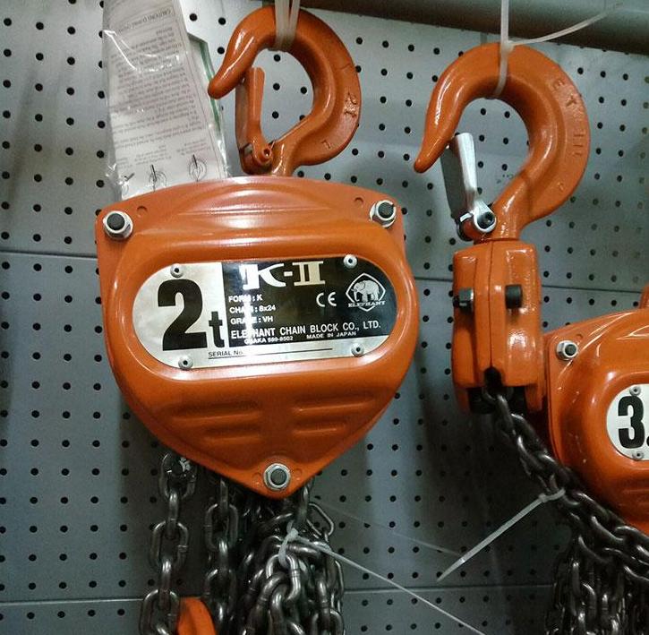 TOYO手拉葫芦KII型手拉葫芦K-75手拉葫芦起重机论坛