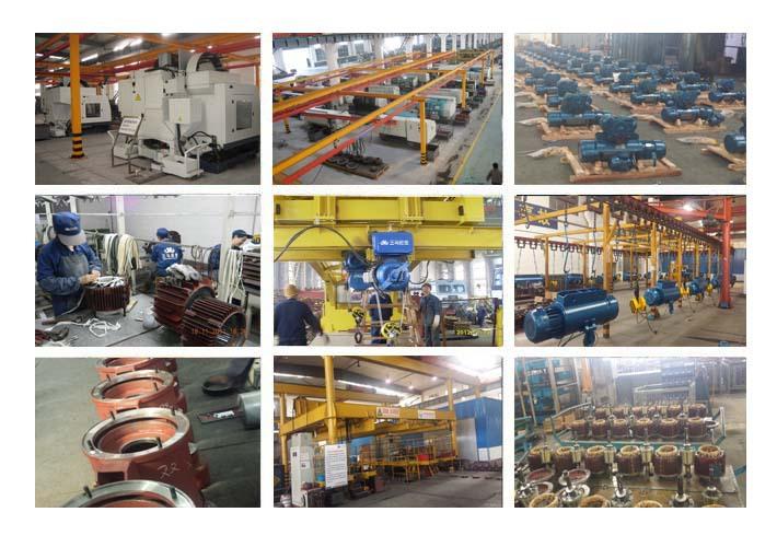 CD1型电动葫芦CD1型0.5吨6米固定式钢丝绳电动葫芦MD1型电动葫芦四川起重机