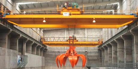 QZ型抓斗桥式起重机工程起重机械