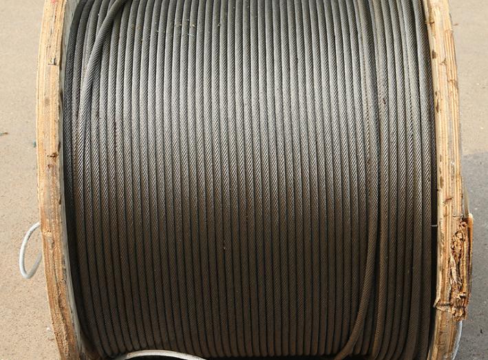 起重机钢丝绳技术参数