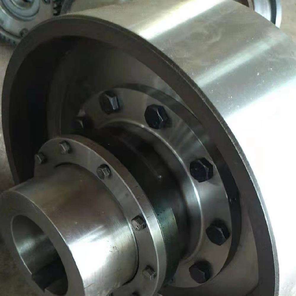 鼓型齿式联轴器-厂家供应鼓型齿式联轴器GIICL型联轴器可定制起重配件